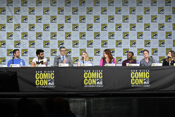 Robert Buckley Comic-Con International 2017 -  'iZombie' Special Video Presentation