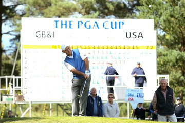 Robert Coles The PGA Cup - Day Three