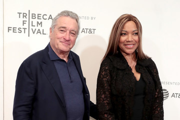 Robert De Niro Grace Hightower Showtime's World Premiere Of 'The Fourth Estate' At Tribeca Film Festival Screening At BMCC Tribeca Performing Arts Center