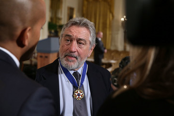 Robert De Niro Obama Honors 21 Americans With Presidential Medal of Freedom