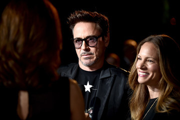 Robert Downey Jr. Susan Downey MPTF Celebrates 95th Anniversary With 'Hollywood's Night Under the Stars' - Red Carpet