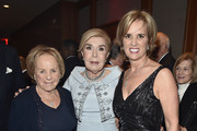 (L-R) Ethel Kennedy, Marianna Vardinoyannis, and Kerry Kennedy attend as Robert F. Kennedy Human Rights hosts The 2015 Ripple Of Hope Awards honoring Congressman John Lewis, Apple CEO Tim Cook, Evercore Co-founder Roger Altman, and UNESCO Ambassador Marianna Vardinoyannis at New York Hilton on December 8, 2015 in New York City.