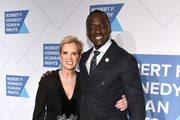 President, Robert F. Kennedy Human Rights Kerry Kennedy and Yusef Salaam attend the Robert F. Kennedy Human Rights Hosts 2019 Ripple Of Hope Gala & Auction In NYC on December 12, 2019 in New York City.