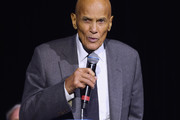 Honoree Harry Belafonte speaks during Robert F. Kennedy Human Rights Hosts Annual Ripple Of Hope Awards Dinner on December 13, 2017 in New York City.