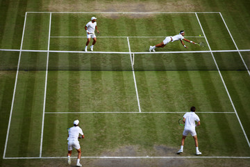 Robert Farah The Best Of Wimbledon 2019