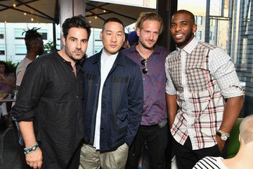 Robert Geller FIVE FOUR x Chris Paul Launch Dinner