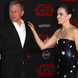 Robert Iger Premiere of Disney Pictures and Lucasfilm's 'Star Wars: The Last Jedi' - Arrivals