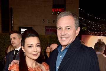 Robert Iger Premiere And Q&A For 'The Mandalorian'