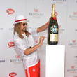 Robert James Ritchie Moet & Chandon Toasts The 139th Kentucky Derby - Day 2