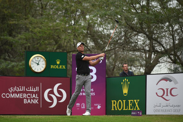 Robert Karlsson Commercial Bank Qatar Masters - Day Three