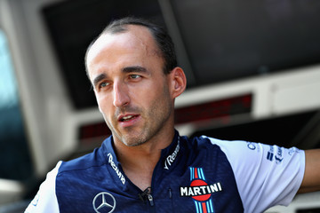 Robert Kubica F1 Grand Prix Of Italy - Previews