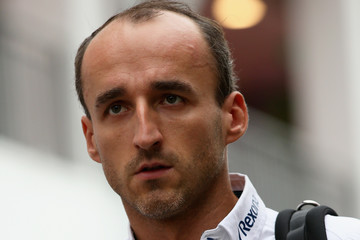 Robert Kubica F1 Grand Prix Of Singapore