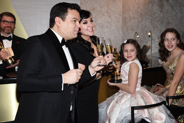 Robert Lopez 90th Annual Academy Awards - Governors Ball
