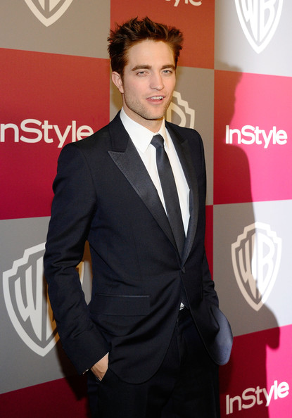 Robert Pattinson Actor Robert Pattinson arrives at the 2011 InStyle And Warner Bros. 68th Annual Golden Globe Awards post-party held at The Beverly Hilton hotel on January 16, 2011 in Beverly Hills, California.