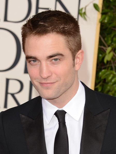 Robert Pattinson - 70th Annual Golden Globe Awards - Arrivals