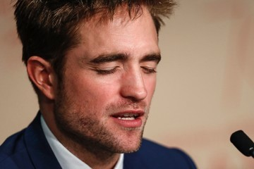 Robert Pattinson 'Good Time' Press Conference - The 70th Annual Cannes Film Festival