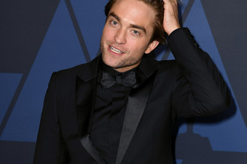 Robert Pattinson Academy Of Motion Picture Arts And Sciences' 11th Annual Governors Awards - Arrivals