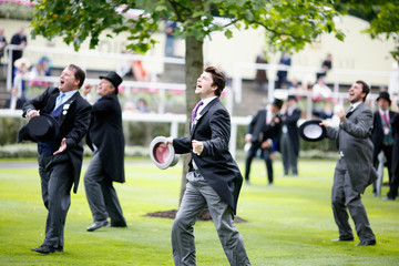 Robert Powell Royal Ascot 2016 - Racing, Day 3