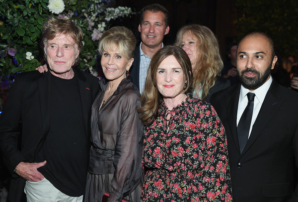 Netflix Hosts the New York Premiere of 'Our Souls at Night' - After Party