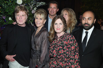 Robert Redford Jane Fonda Netflix Hosts the New York Premiere of 'Our Souls at Night' - After Party