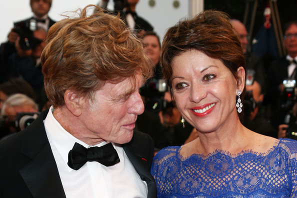 Robert Redford and Sibylle Szaggars Photos Photos - 'All Is Lost ... Shia Labeouf
