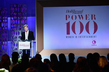 Robert Redford The Hollywood Reporter Hosts the 24th Annual Women in Entertainment Breakfast - Inside