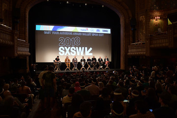 Robert Rodriguez 'Isle of Dogs' Premiere - 2018 SXSW Conference And Festivals