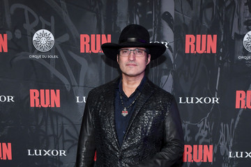 """Robert Rodriguez Grand Opening Night For """"R.U.N - The First Live Action Thriller"""" Presented By Cirque du Soleil"""