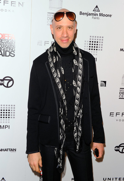 2011 DIFFA Dining By Design New York Gala Dinner Honoring Margaret Russell