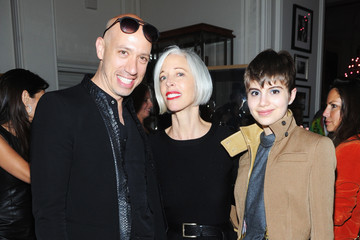 """Robert Verdi Sami Gayle Bergdorf Goodman Celebrates It's 111th Anniversary With A Special Screening Of """"Scatter My Ashes At Bergdorfs"""""""
