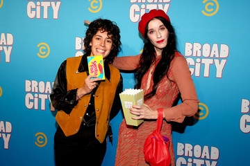 Roberta Colindrez Comedy Central's 'Broad City' Season Five Premiere Party