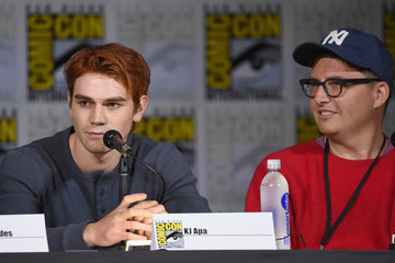 Roberto Aguirre-Sacasa Comic-Con International 2017 - 'Riverdale' Special Video Presentation and Q&A