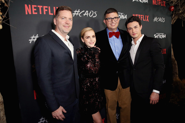 Netflix Original Series 'Chilling Adventures of Sabrina' Red Carpet And Premiere Event