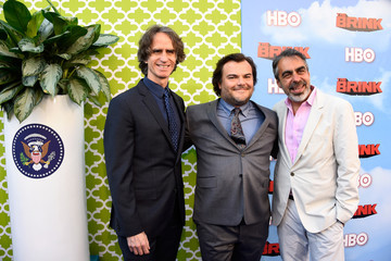 Roberto Benabib Premiere of HBO's 'The Brink' - Red Carpet