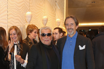 Roberto Cavalli Roberto Cavalli - Boutique Opening - Milan Fashion Week Womenswear Autumn/Winter 2014
