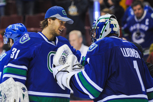 Roberto+Luongo+Eddie+Lack+Boston+Bruins+v+PXR4U 7eJy9l Canucks Under the Microscope: Eddie Lack
