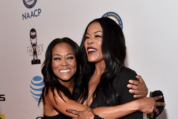 Robin Givens 47th NAACP Image Awards Presented By TV One - Red Carpet