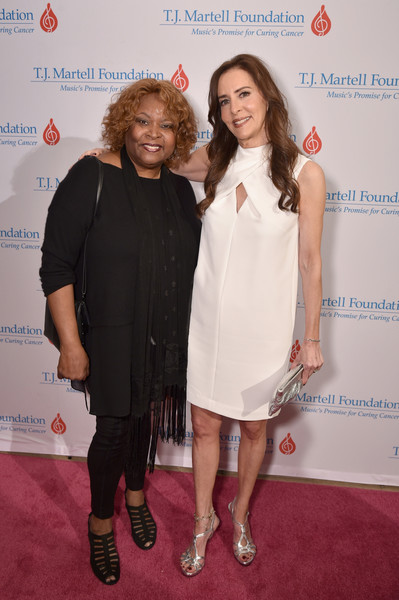 6th Annual Women Of Influence Awards [clothing,red,fashion,dress,carpet,premiere,cocktail dress,red carpet,event,flooring,6th annual women of influence awards,honorees,robin quivers,dana miller,new york city,the plaza hotel]