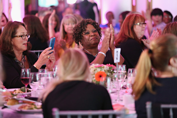 T.J. Martell Foundation's Women of Influence Awards - Inside [pink,event,rehearsal dinner,party,design,ceremony,meal,lunch,magenta,function hall,robin quivers,c,martell foundations women of influence awards,t.j.,new york city,guastavino]