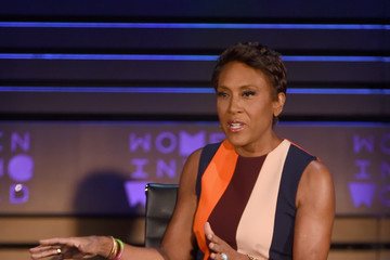 Robin Roberts 2018 Women In The World Summit