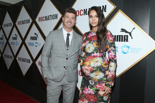 Robin Thicke Photos - 80 of 4274