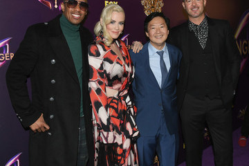 Robin Thicke Fox's 'The Masked Singer' Premiere Karaoke Event - Arrivals