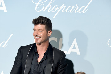 Robin Thicke 2019 Hollywood For Science Gala - Arrivals