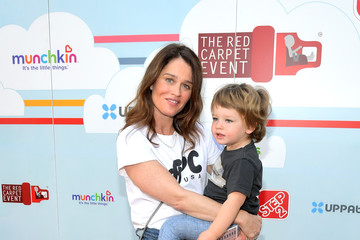 Robin Tunney Step2 Presents 7th Annual Celebrity Red CARpet Event by New Bloom Media Benefitting Baby2Baby