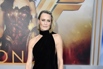 Robin Wright Premiere of Warner Bros. Pictures' 'Wonder Woman' - Arrivals