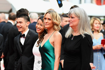 Robin Wright 'Loveless (Nelyubov)' Red Carpet Arrivals - The 70th Annual Cannes Film Festival