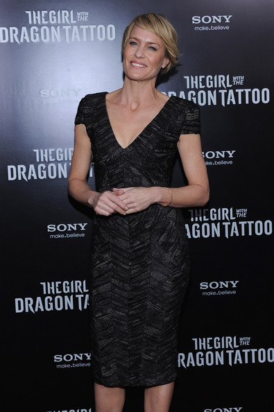 Robin Wright Girl With Dragon Tattoo Robin Wright Pi...
