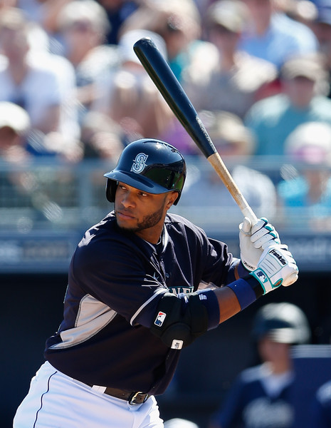 Robinson Cano Pictures - San Diego Padres v Seattle ...