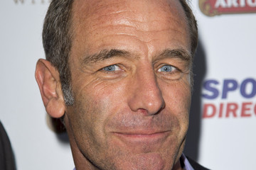 Robson Green Arrivals at a Wimbledon Party in London