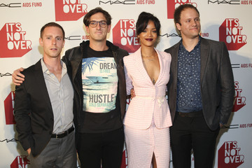 """Robyn Rihanna Fenty MAC Cosmetics And MAC AIDS Fund World Premiere Of """"It's Not Over"""" Film Directed By Andrew Jenks"""
